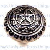 Texas Seal & Star Cabinet Hardware Knob AS