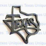 Texas Cut Out Cast Iron