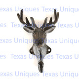 Rustic Lodge Decor Elk Coat Hook