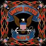 Military Bandanas United States Navy USN