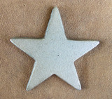 Cast Iron Flat Star.