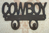 Western Cowboy Coat Gear Tack Hook