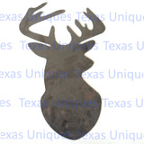 Wildlife Metal Art Deer Silhouette Wall Cutout