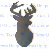 Wildlife Metal Wall Art Deer Silhouette Cutout