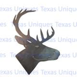 Wildlife Metal Art Deer Silhouette