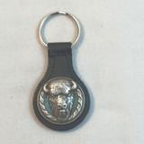 Buffalo Head Key Fobs