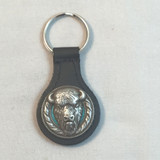 Buffalo Head Key Fobs