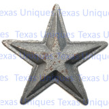 Cast Iron Metal Double Star