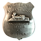 Western Atlantic Rail Road Badge