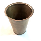 Sugar Mold Metal Inserts-Cone Shape Candle Cup