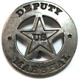 Old West Deputy U.S. Marshall