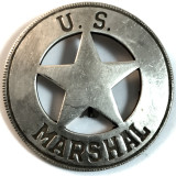 Old West United States Marshall