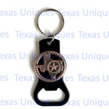 Hand Held Texas Bottle Opener