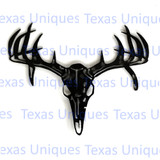 Antler Metal Wall Art