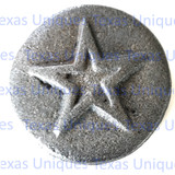 Cast Iron Round Star With Nail