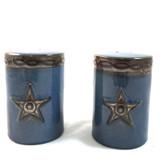 Blue Iron Star Kitchen Salt & Pepper Shaker