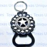 Texas Ranger Star Hand Held Bottle Opener