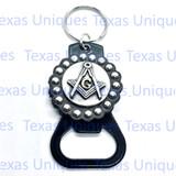 Masonic Hand held Bottle Opener