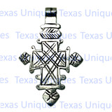 Coptic Cross Pendant