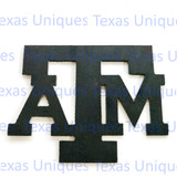 Metal 8 Inch Cut Out Of Initial T- A -M