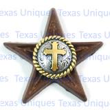Cross Star Magnet