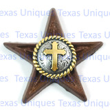 Cross Star Magnet