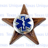 Emergency Medical Service EMS Star Magnet