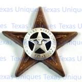FORT WORTH Texas Ranger Longhorn Star Magnet