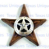 FORT WORTH Texas Ranger Longhorn Star Magnet