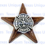 FIREMAN CROSS  MAGNET