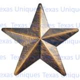 5 Inch Metal Star Wall Art