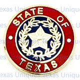 State Of Texas  Flat Inserts Texas Seal