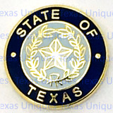 State Of Texas  Flat Inserts