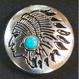 Indian Chief Concho