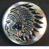 Indian Chief Headdress Conchos