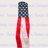 USA (United States of America) Windsock