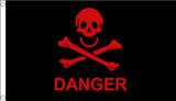 Danger (Black/Red) Flag