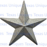 5-3/8 Inch Cast Iron Star With Nail