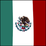 Mexico Flag Bandanas