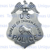 U.S. Bureau Of Indian Affairs Police Badge