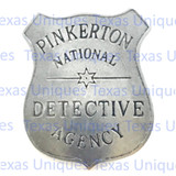 Pinkerton Detective Agency Shield