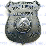 Railway Special Agent Badge