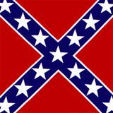 Confederate States Flag Bandana