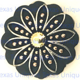 Midnight Desert Bloom Conchos