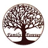 Family Forever Wall Art