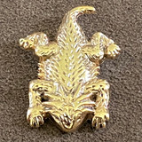 Horned Toad Concho