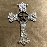 Fancy Rustic Star Cross