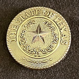 State Of Texas Seal Concho