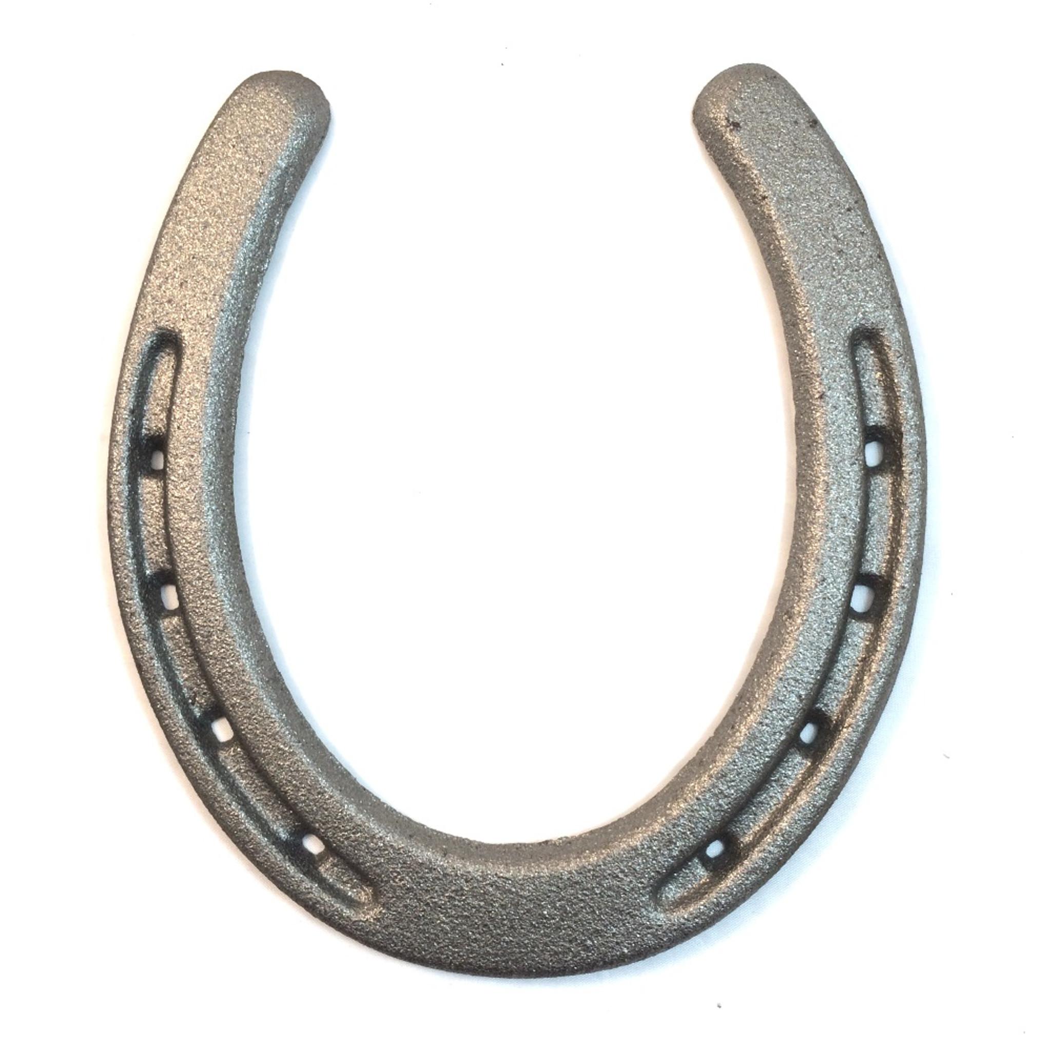 Large Cast Iron Horse Shoe Texas Uniques Store