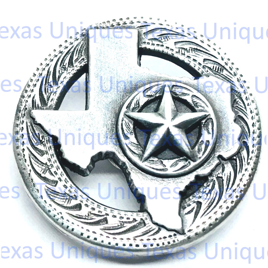 State of Texas Star Concho